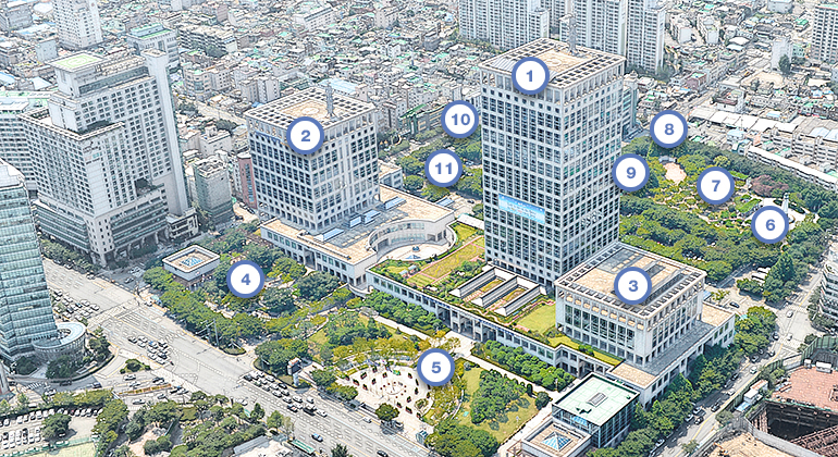 1.A Virtual Tour of the City Hall of Busan