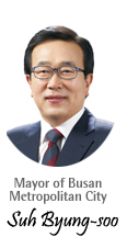 Mayor of Busan Metropolitan City Suh Byung-soo