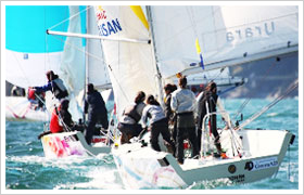 Busan Cup Women's International Match Race photo