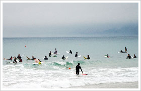 Busan International Surfing Championship photo
