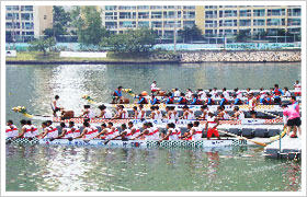 Busan International Dragonboat Competition photo